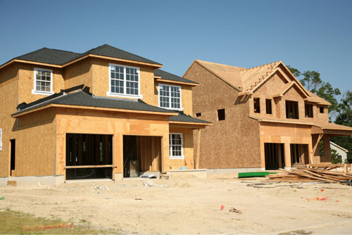 A custom home builder or a production home builder for Production home builders