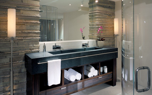 Hot custom bathroom trends for 2016 for New bathroom trends 2016
